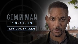 Gemini Man (2019)   Official Trailer   Paramount Pictures