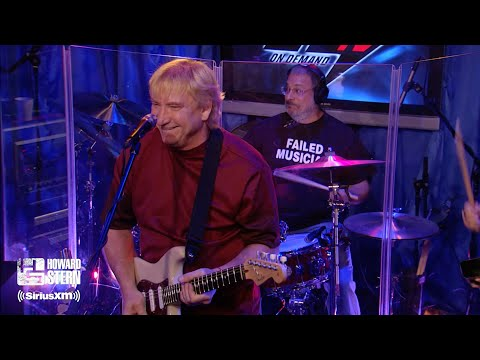 """James Gang """"Funk #49"""" on the Howard Stern Show (2006)"""