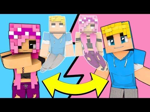 TIA e SBRISER si SCAMBIANO CORPO!!? - Minecraft ITA Roleplay