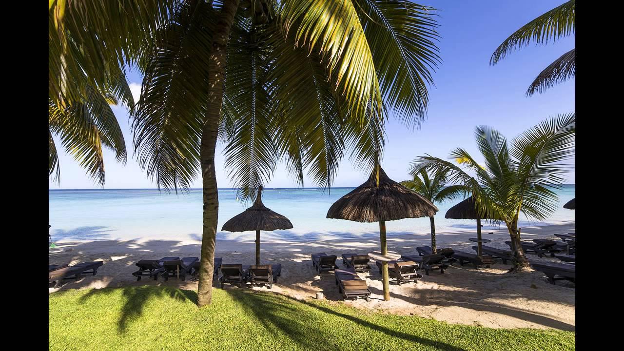 Hotel Villas Caroline in Flic en Flac (Mauritius Westkueste ...