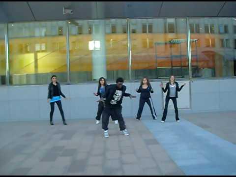 """Choré """"Criisy D feat Sean Paul"""" by Lino"""