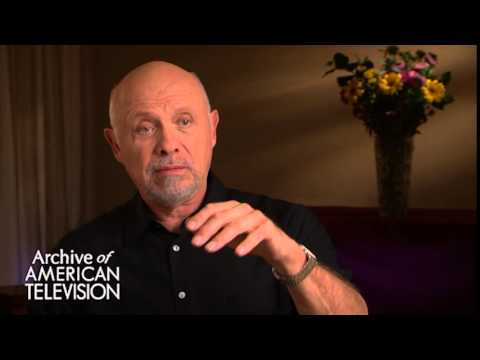 Hector Elizondo discusses filming