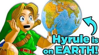 Proof the Legend of Zelda is Earth's Future!   The SCIENCE of... Zelda