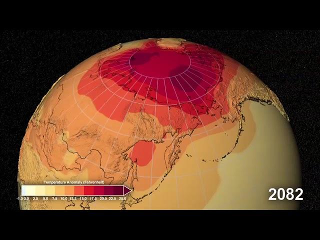 Future global warming