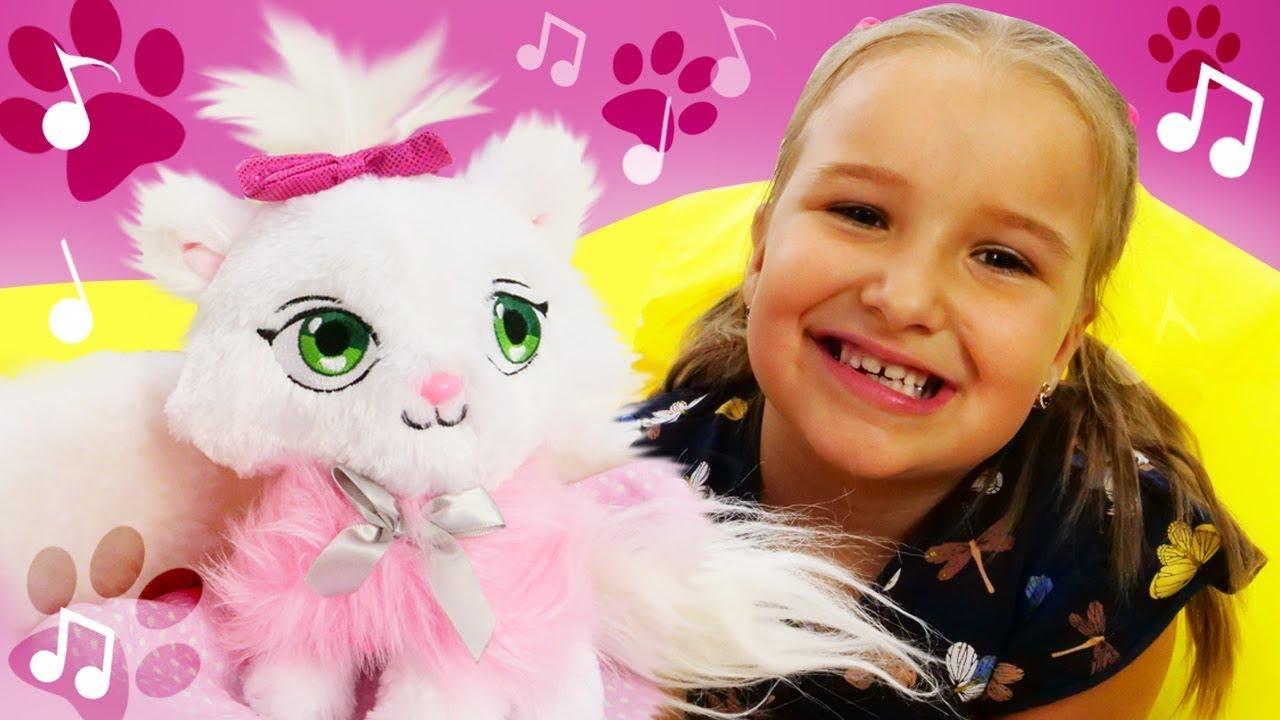 Детские песни и клипы - Новая песенка про Кошку и Сборник песенок для детей