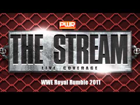 WWE Royal Rumble 2011 - The Live Stream