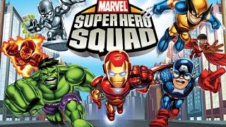 Marvel Super Hero Squad The Infinity Gauntlet Full Movie All Cutscenes Cinematic