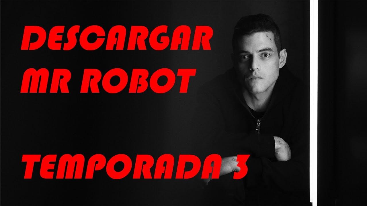 Descargar Mr Robot Temporada 1 Español Latino HD