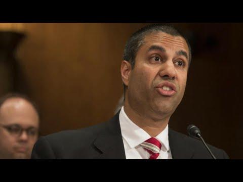 Tech giants protest net neutrality rollback