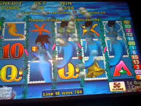 Magic Mermaid Slot Machine