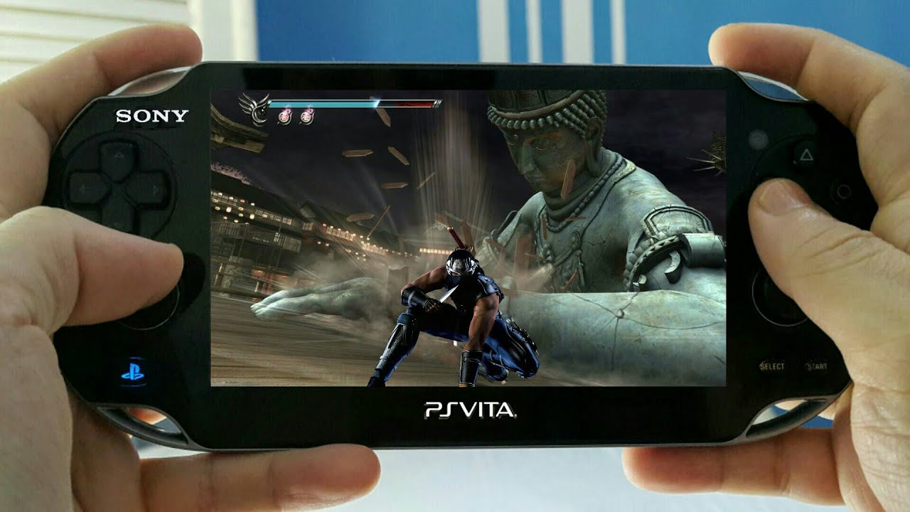Ps Vita Ninja Gaiden Sigma 2 Plus Gameplay Youtube