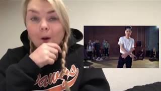 Filthy Justin Timberlake Jake Kodish Choreography REACTION