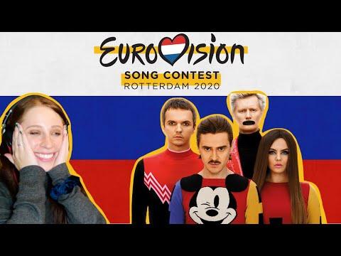OMG RUSSIA // EUROVISION 2020 // LITTLE BIG // UNO
