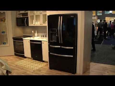 whirlpool side by side fridge freezer manual