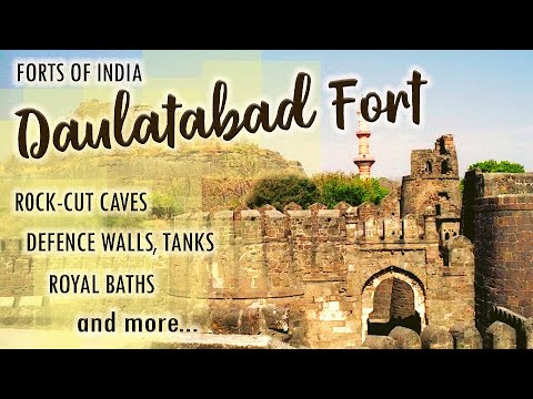 Forts Of India - Daultabad -  Ep # 2