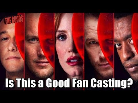 Goods Rants: Is This Good Fan Casting?