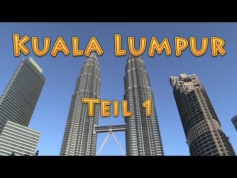 Kuala Lumpur Doku, Petronas Towers, Chinatown (1/5)