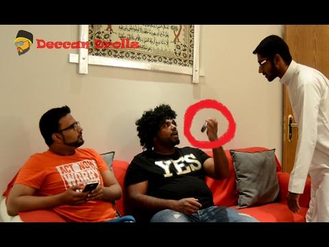 Lala bhai ...Haule.. || Deccan Drollz || hyderabadi comedy