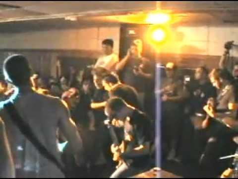 Dead To Fall - FULL SET - @ The Fireside Bowl Chicago 2003