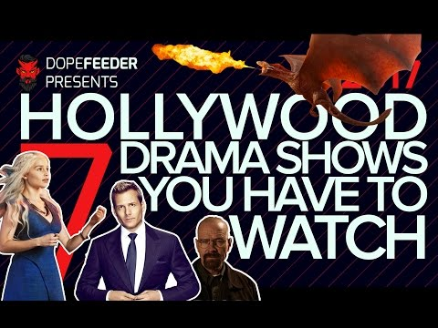 7 Best Hollywood Drama s to Watch I 2017