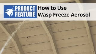 Wasp Freeze - Wasp & Hornet Killer Aerosol Spray