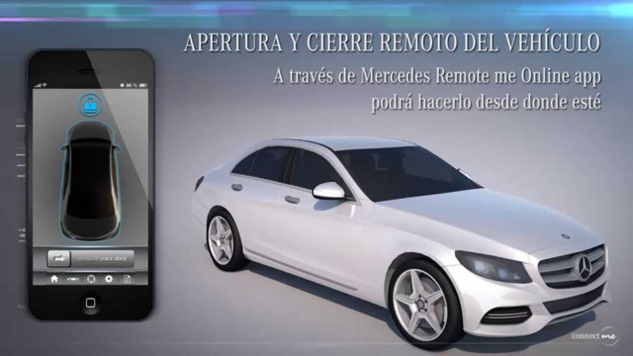 Connect me mercedes benz concesur cadimar youtube for Mercedes benz com connect