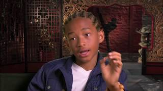 Karate Kid |  A Day on the Set with Jaden Smith