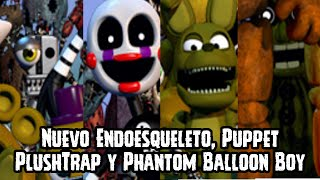 Repeat youtube video five nights at freddy s world teaser plushtrap