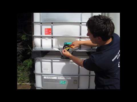 IBC Help - How to measure an IBC Outlet - IBC Tank Outlet Information