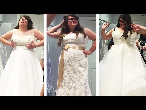 "I Went To The Bridal Salon From ""Say Yes To The Dress'"