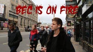 Birthday Beatz - Bec Is On Fire