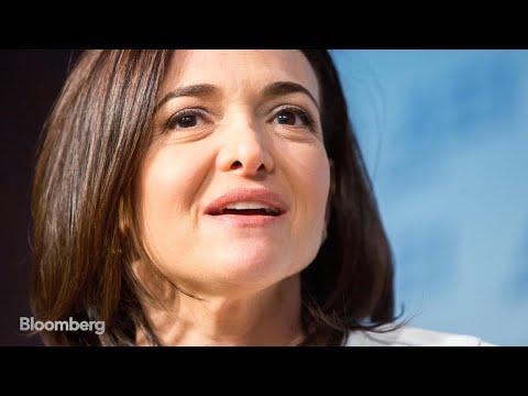 Sheryl Sandberg: BloombergStudio1.0 (Full Show)