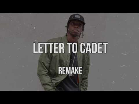 Krept - Letter To Cadet Instrumental Remake  (Best One On Youtube)