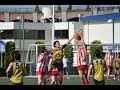 [Q2] GOANNAS vs LIONS - 2014 AFL JAPAN TOP LEAGUE