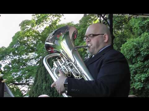 Marton Silk Band at 'Brass on the Grass' Congleton