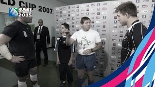 Rolland analyses his RWC 2007 final