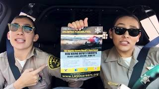 Los Angeles County Sheriff's Department,CA Lip Sync Challenge