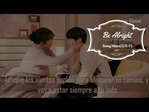 Blood OST Be Alright- (sub español)