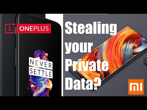 Are Oneplus And Xiaomi Stealing Your Data?