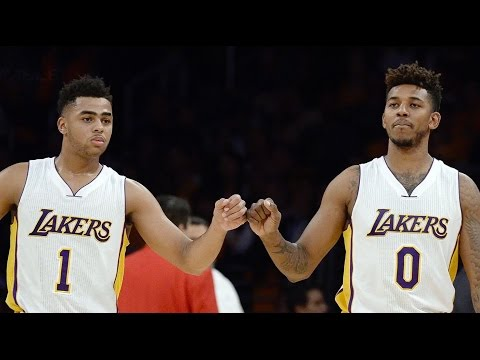 Nick Young Ready To Forgive D'Angelo Russell