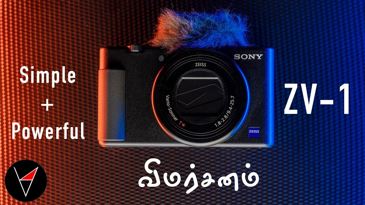 I love the Sony ZV-1| Hands on review | தமிழ் | Learn photography in Tamil