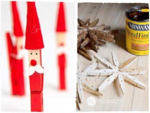 Crafts with Wooden Clothespins