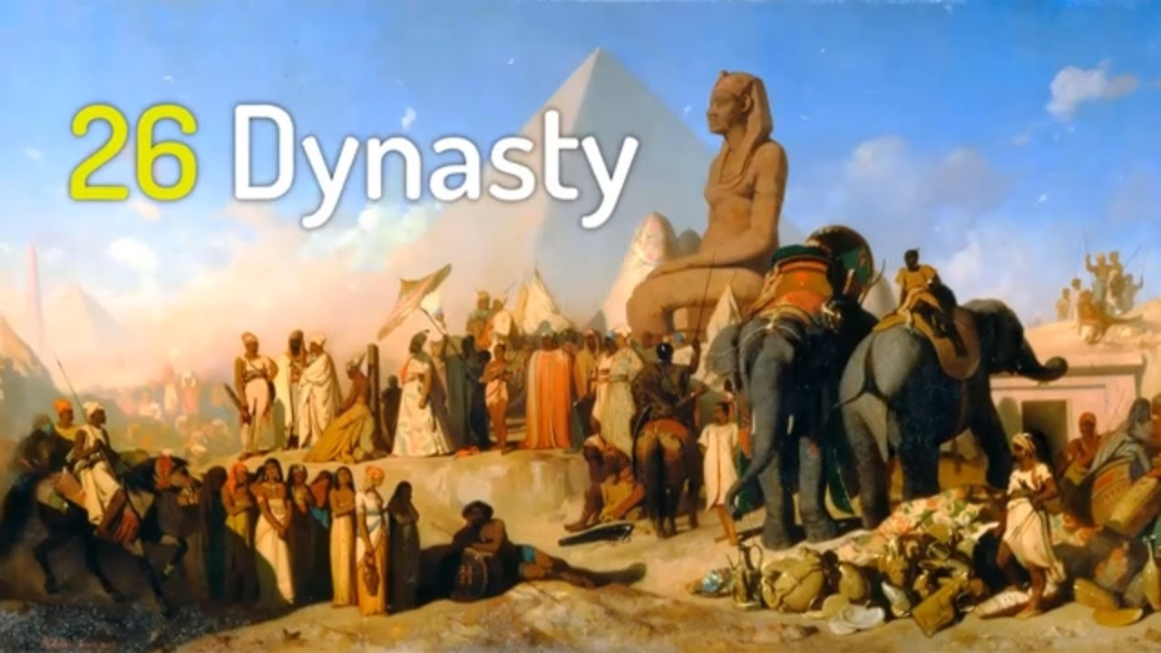 what are the three major historical periods of ancient egypt