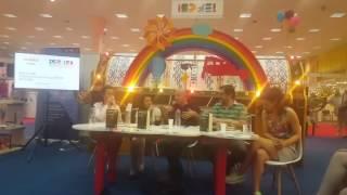 Disparitia de Dror Mishani - Lansare Bookfest, iunie 2016