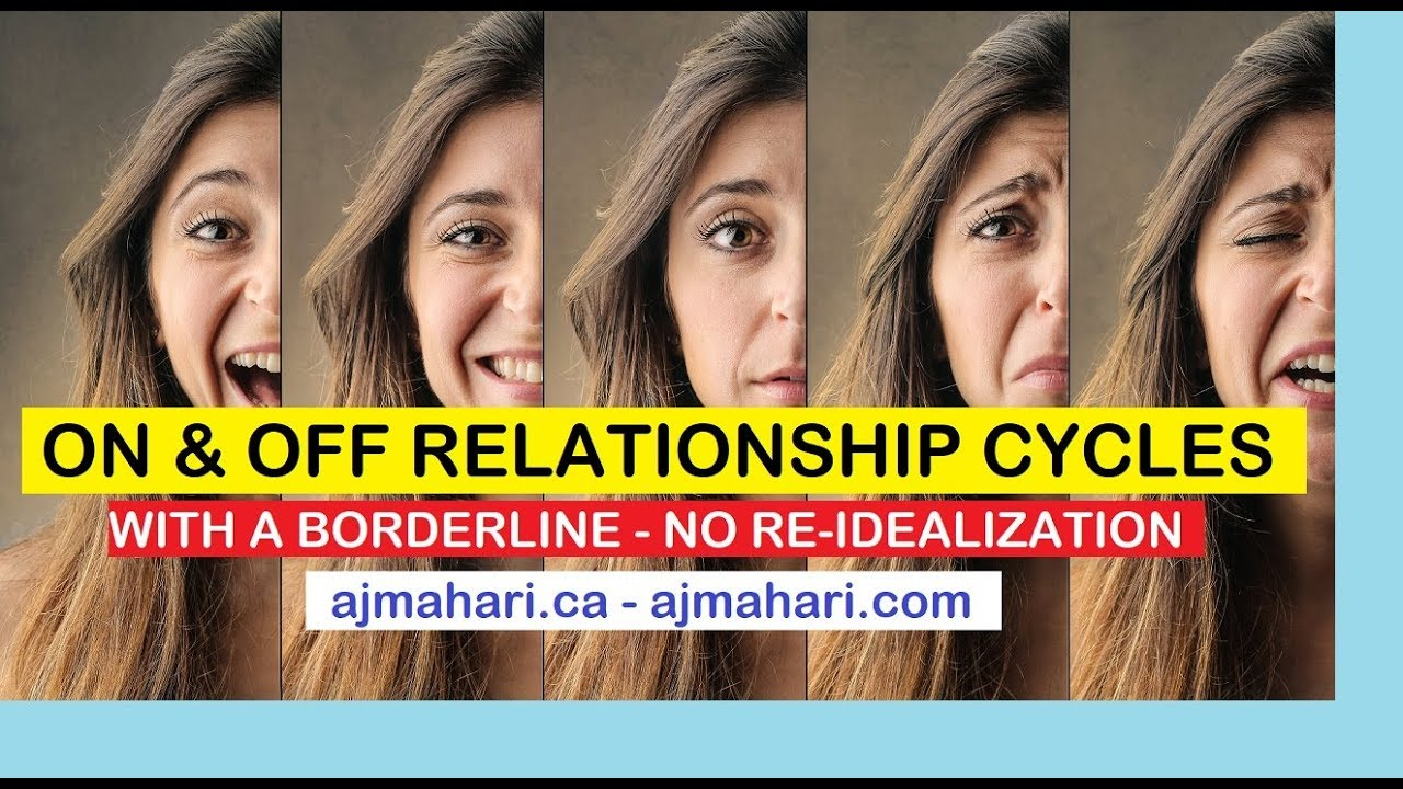 BPD Relationship Off and On Cycles Speeds Up Borderline Devaluation Splits With No Re-Idealization