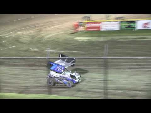 Port City Raceway Outlaw Heats and A feature 7/14/2018