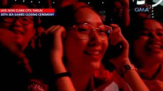 SEA Games 2019: Closing Ceremony - Black Eyed Peas' Where is the Love?