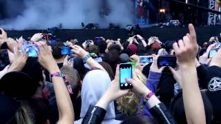 Download festival 2015 Marilyn Manson
