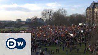 ارتفاع نسبة كراهية الأجانب في شرق ألمانيا | الأخبار