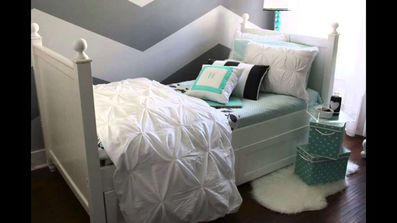 Perfect Teen Bedroom recipe for the perfect teen bed - youtube